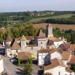 Varaignes village CPIE Périgord Limousin