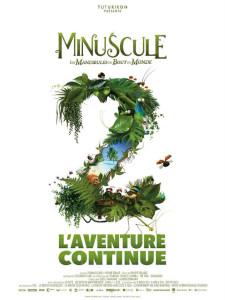 affiche du film Minuscule 2