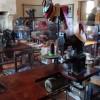 Varaignes Atelier musée charentaise tisserand©CPIE Périgord Limousin (36)