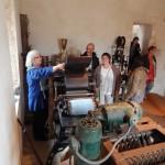 atelier-musée des tisserands et de la charentaise