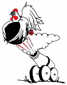 logo coq canon Festi metal