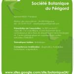 Société Botanique du Périgord