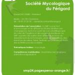 Société Mycologique du Périgord