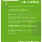 CEN Aquitaine
