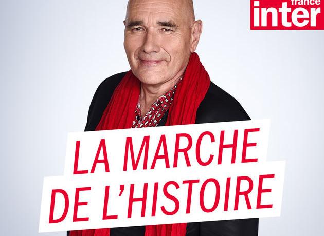 Jean Lebrun La marche de l'hhistoire - festival La Chevêche 2018