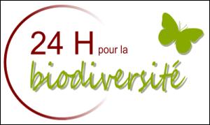 24 h pour la biodiversite 2018 logo