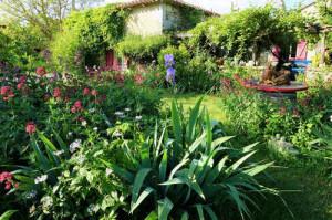 jardin à Edon
