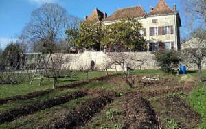 jardin à Varaignes