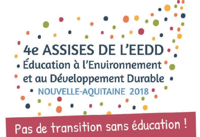 logo des assises de l'EEDD 2018