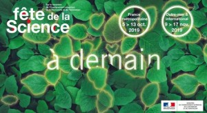 affiche fête de la science-2019