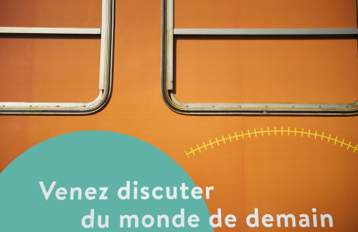 Le train du climat à Angoulême 5, 6 et 7 octobre 2018