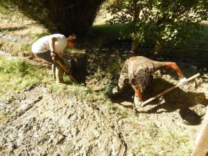 chantier BTS GPN de Périgueux au Lud'eau vive-4