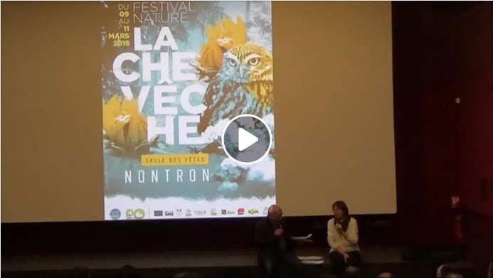 enregistrement de la soirée d'ouverture La Chevêche 2018
