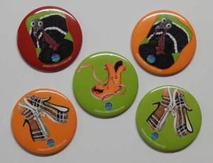 magnets dindons et charentaises 56mm