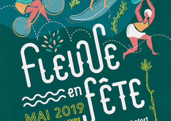 affiche de fleuve en fête-2019