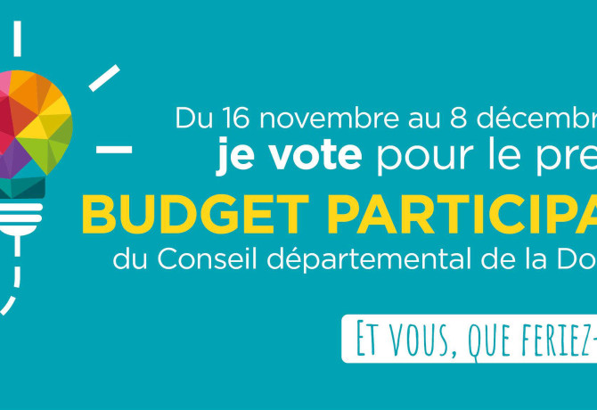 1er budget participatif Dordogne
