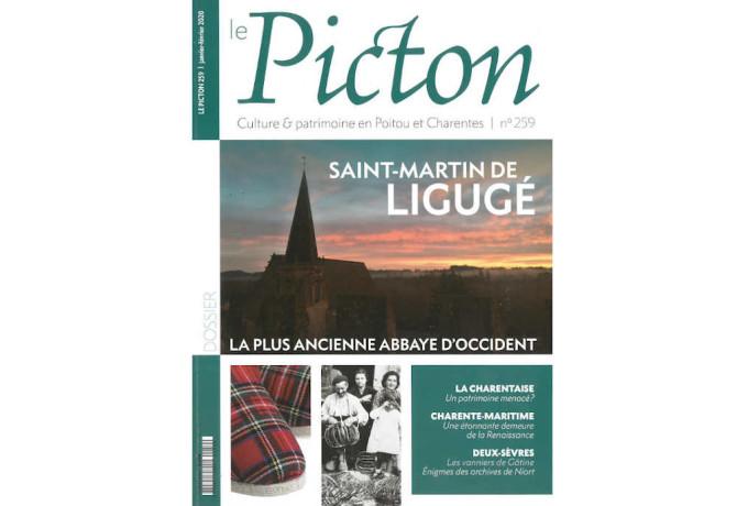 couverture de la revue Le picton n°259