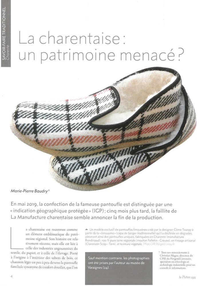 revue Le picton n°259 page 4